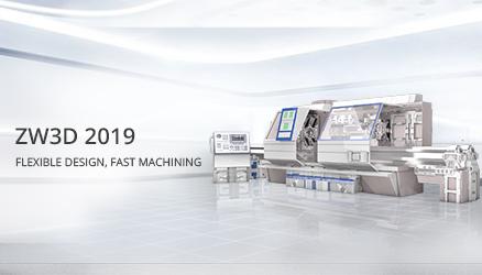 ZWSOFT führt ZW3D 2019 mit Verbesserungen in der Leistung ein