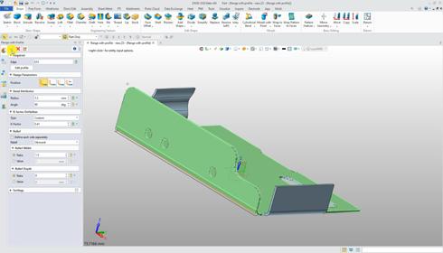 ZW3D 2020 Beta – CAD-Modul: Komplexes Produktdesign bewältigen