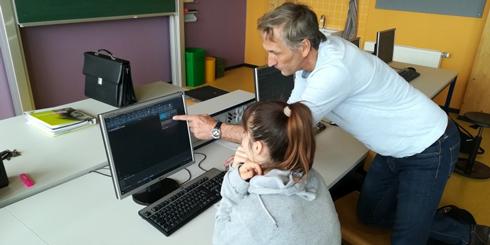 ZWSOFT spendete ZWCAD an die österreichische Schule PTS Schwanenstadt