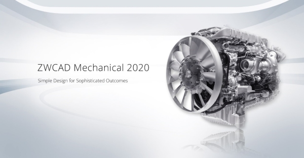 ZWCAD Mechanical 2020