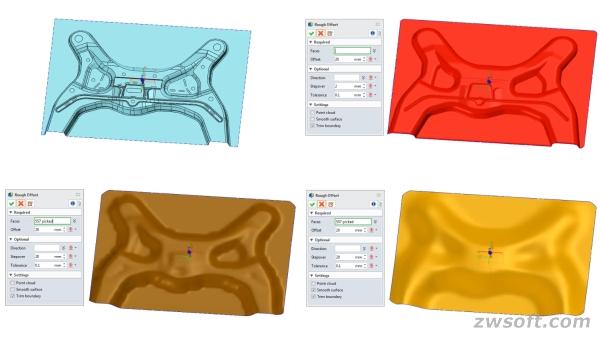ZW3D 2020 Beta_CAD module.jpg