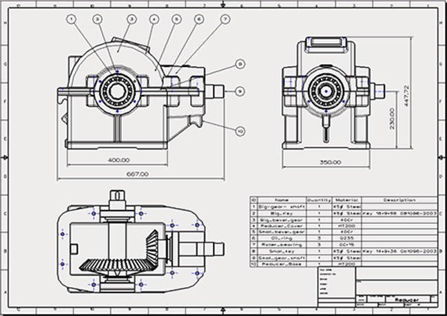 Automatic 2D Drafting and Smart PMI Tools to Optimize Your Workflow