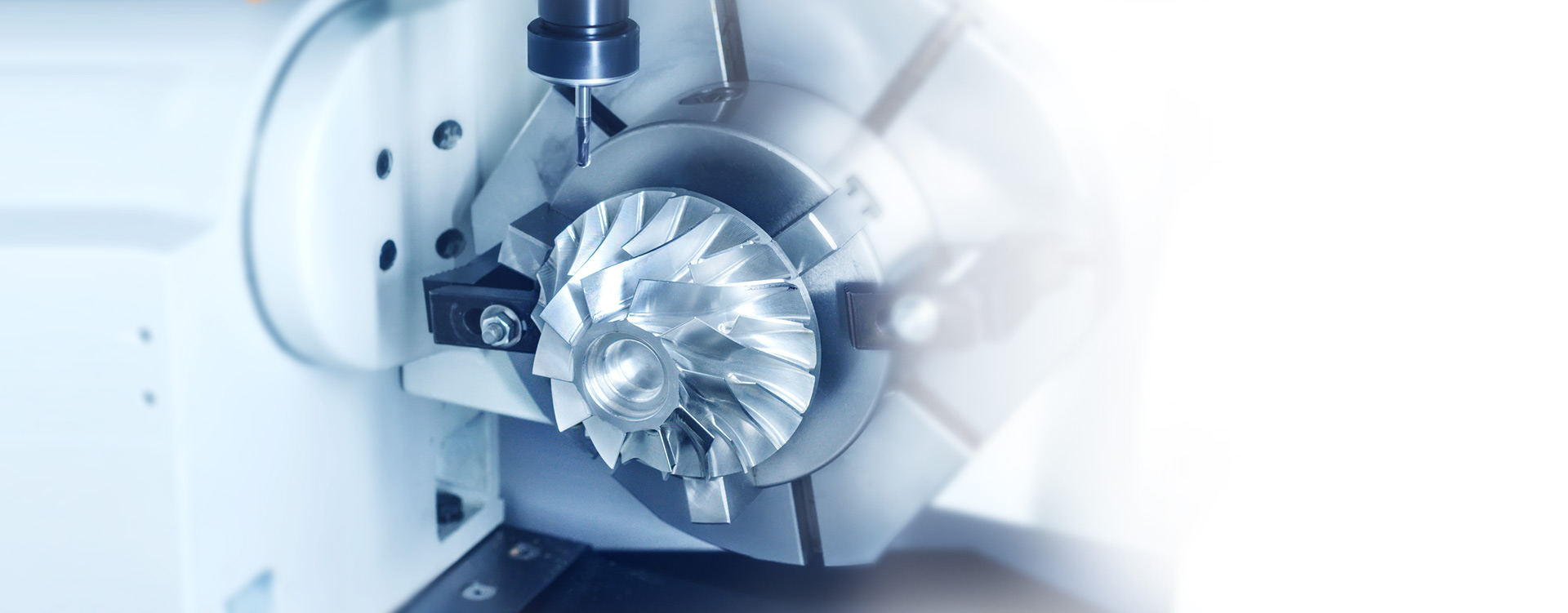 Advanced 4-Axis and 5-Axis Milling