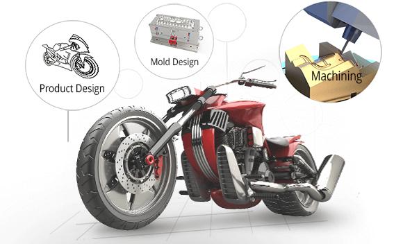 Module CAD của ZW3D thúc đẩy thiết kế sản phẩm 1 cách sáng tạo như thế nào?