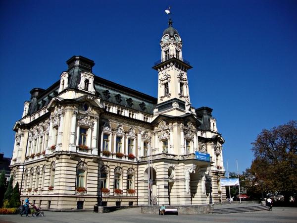 Figure 1. The NowySącz city hall