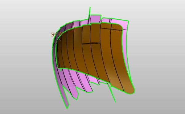 Figure 4. Surface B