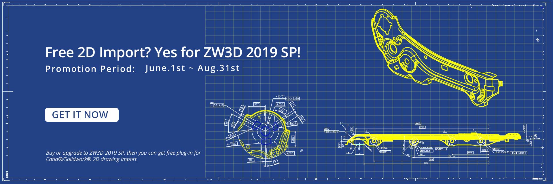 ZW3D|All-in-one, affordable CAD/CAM solution | ZWSOFT