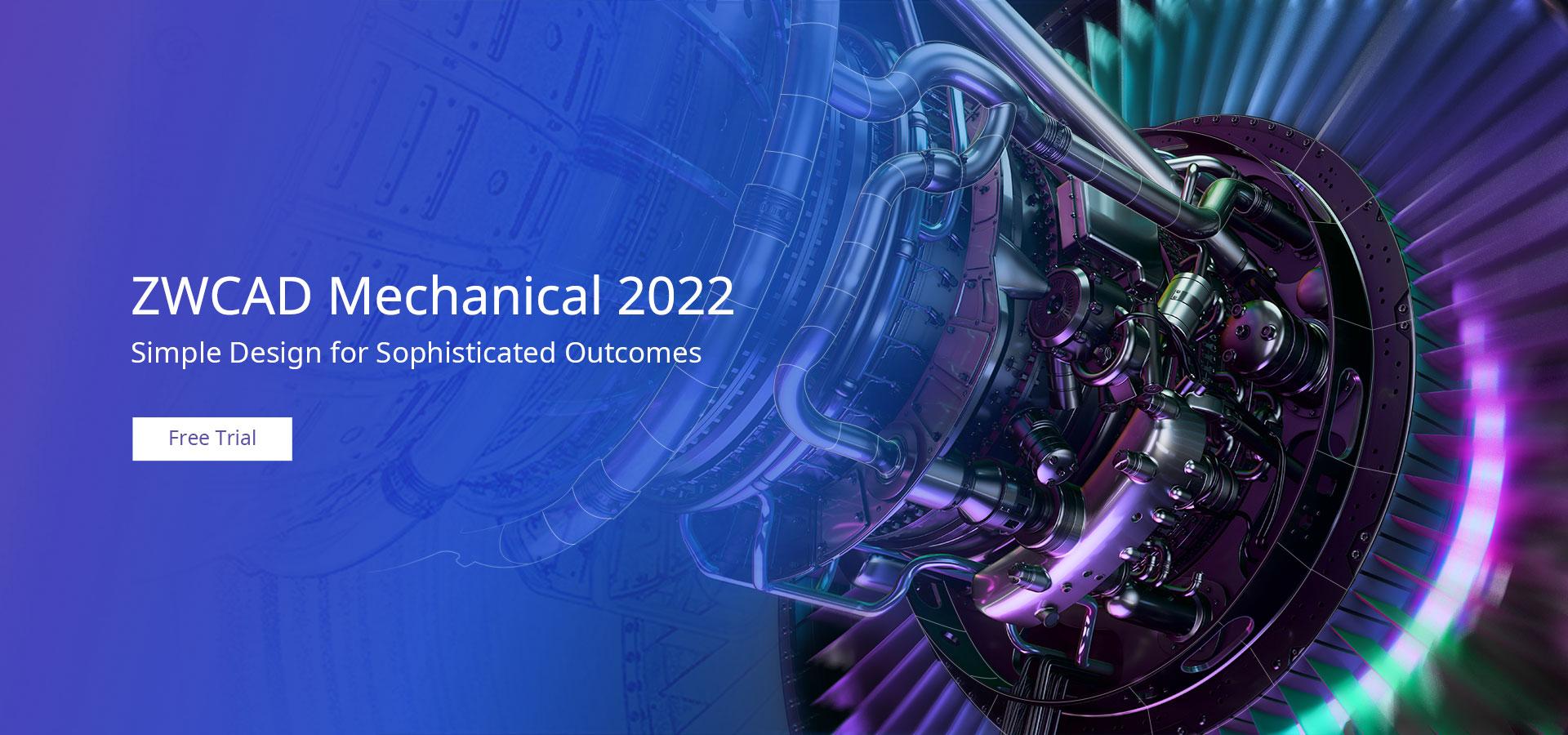ZWCAD Mechanical 2022