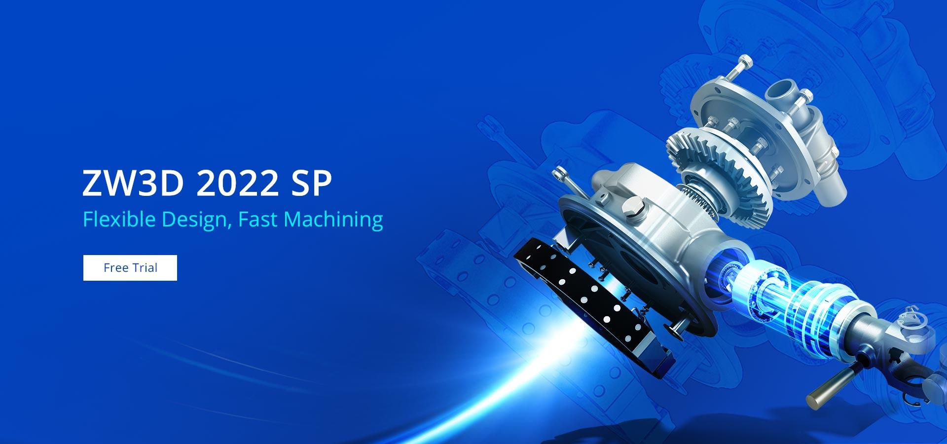 ZW3D 2022 SP