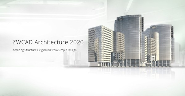 ZWCAD Architecture & Mechanical 2020 están Aquí con Alta Eficiencia
