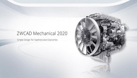 ZWCAD Architecture & Mechanical 2020 đã có sẵn hiệu quả cao hơn