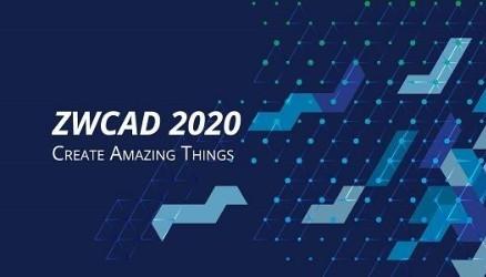 ZWCAD 2020 SP1 hiện đã được phát hành